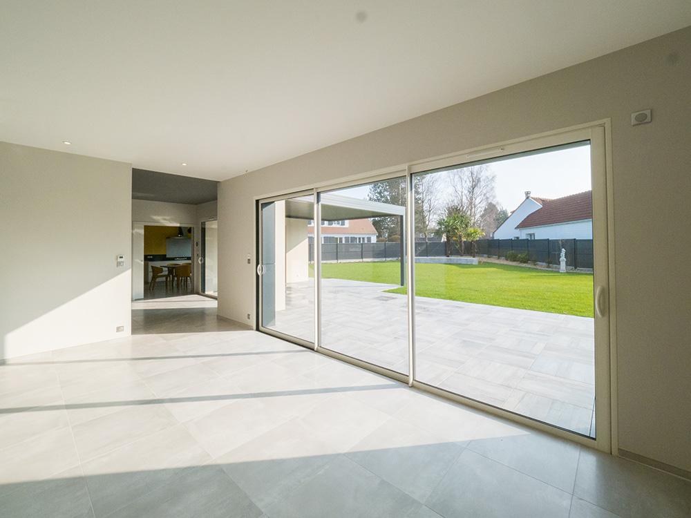 Conception et construction d'une maison neuve