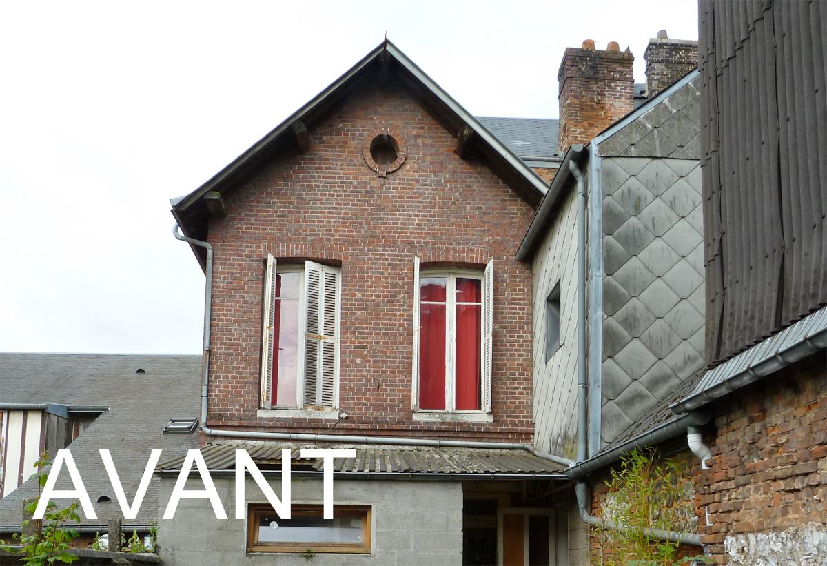 Maison d'habitation 2