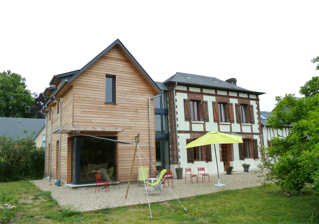 Maison d'habitation 5