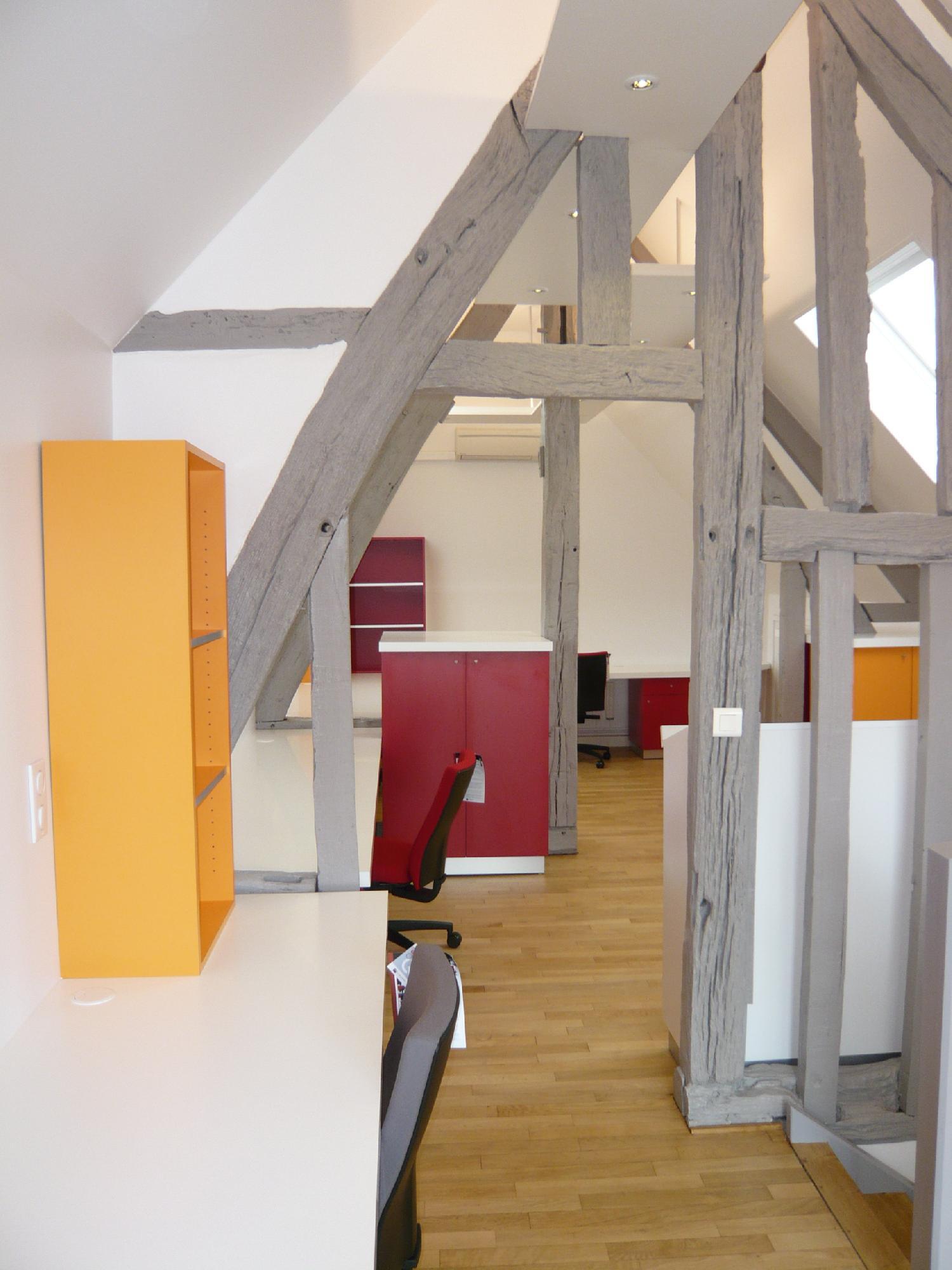 Rénovation d'une agence d'architecture paysagiste