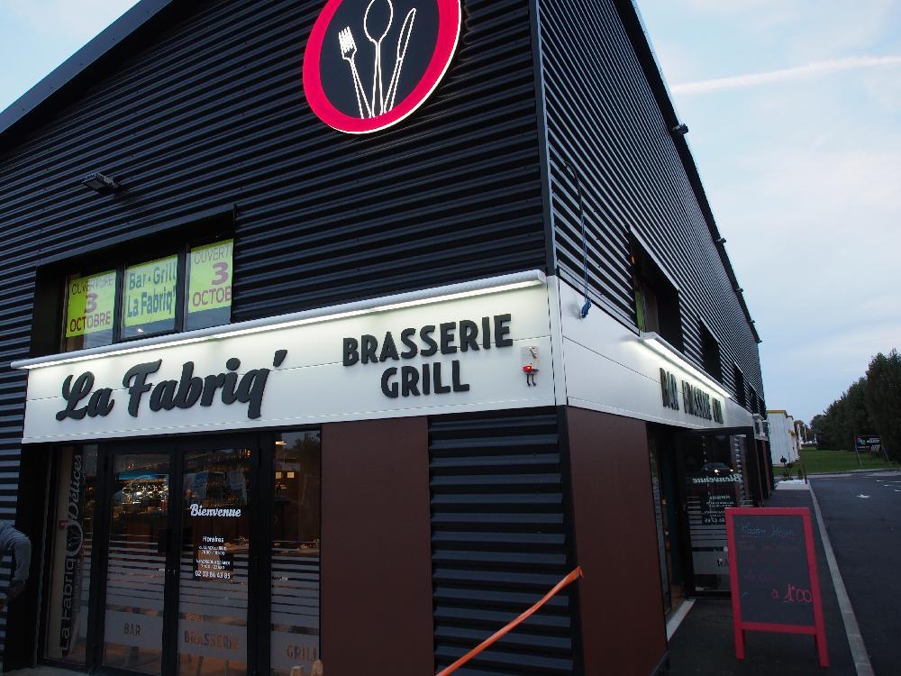 Brasserie L'Aigle