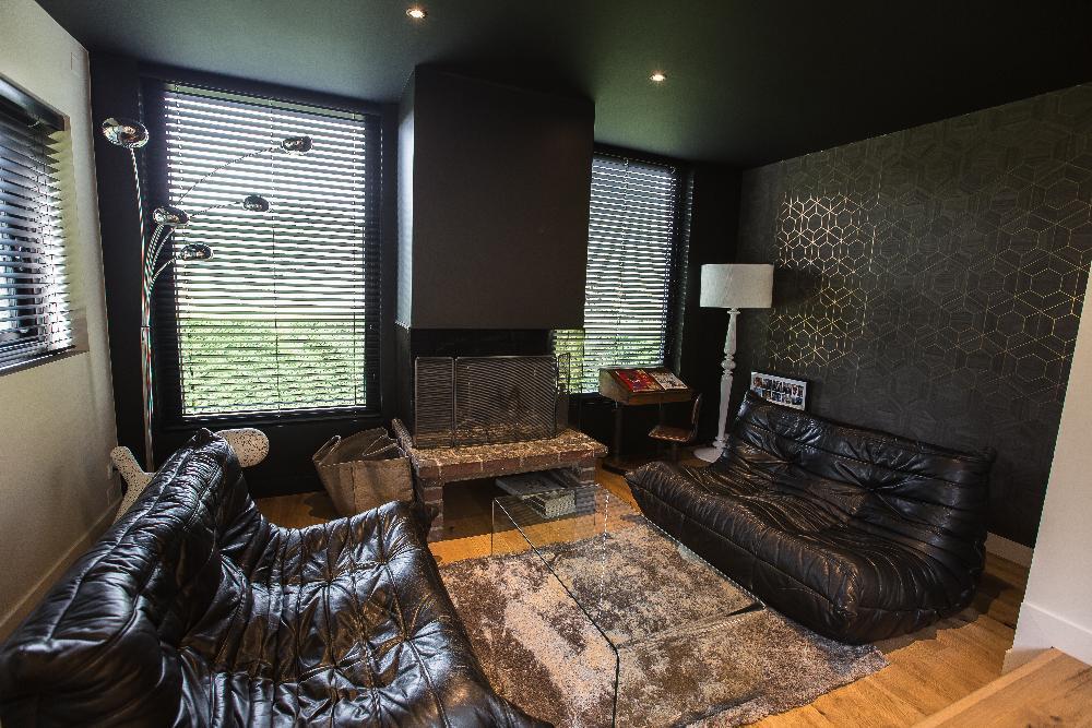 Rénovation complète d'une maison existante